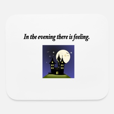 Evening Evening - Mouse Pad