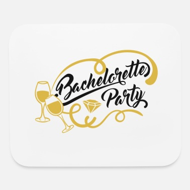 Wedding Party Junggesellenabschied Bachelorette Party - Mouse Pad