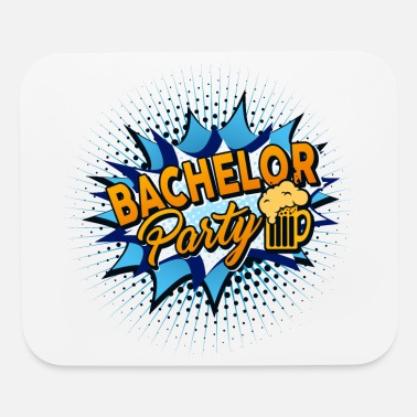 Wedding Party Junggesellenabschied Bachelor Party Team - Mouse Pad