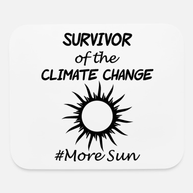 Climate climate - Mouse Pad