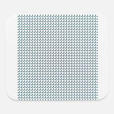 Fish Abstract fish scale - Mouse Pad