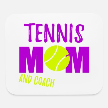 Tennis Game Tennis mom and coach gift sport - Mouse Pad