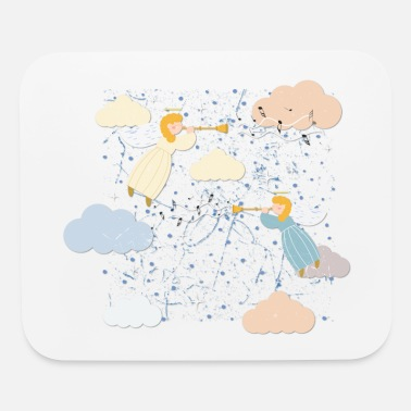 Angel Angel - Angels - Mouse Pad