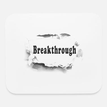 Space Jesus Breakthrough3 - Mouse Pad