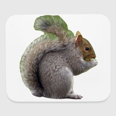 Squirrel - Mouse pad Horizontal
