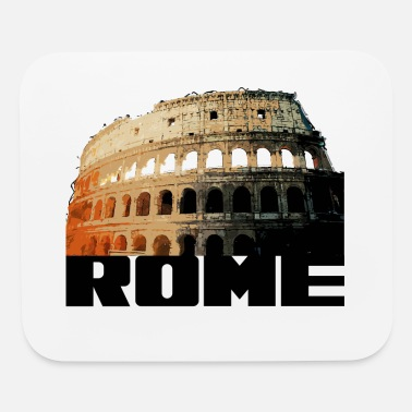 Colosseum Rome Italy Colosseum Present - Mouse Pad