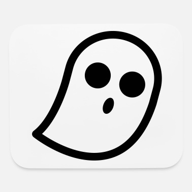 Ghost - Mouse Pad