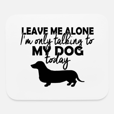Funky Duchshund Dogs t Funky Jokes - Mouse Pad