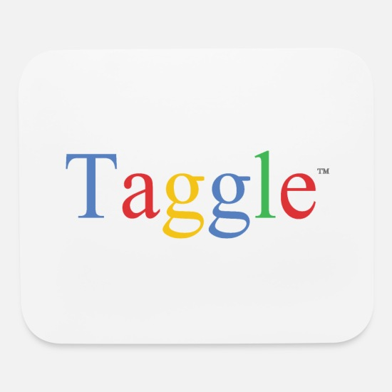 Game Ball Mouse Pads - Taggle - Google - Mouse Pad white