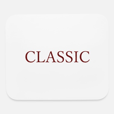 Classical classic - Mouse Pad