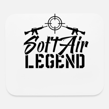 Softair Airsoft Squad Softair Team Airsoft Softair Airsoft - Mouse Pad