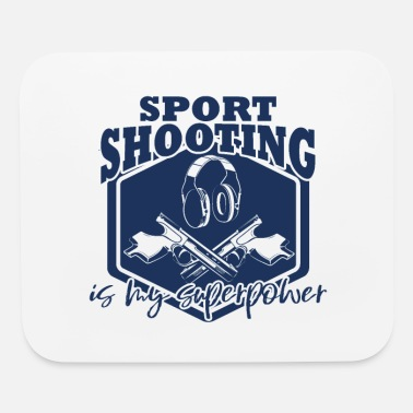 Shooting Sports Sport Shooting - Mouse Pad