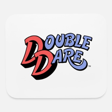 Double Blues Double Dare - Mouse Pad