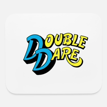 Double Blues Double Dare blue - Mouse Pad