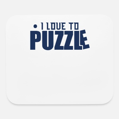 Puzzle Puzzling - Mouse Pad