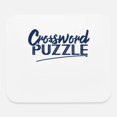 Crossword Crossword Crossword Crossword Crossword - Mouse Pad