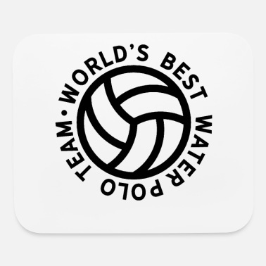 Water Water Polo Water Polo Water Polo Water Polo - Mouse Pad