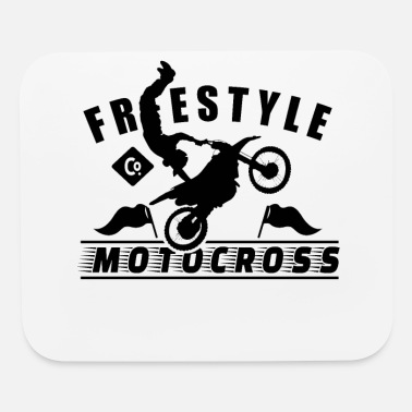 Motocross Motocross Motocross Motocross Motocross - Mouse Pad