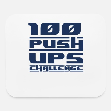 Up Workout Sixpack Push Ups Fitness Push Up - Mouse Pad
