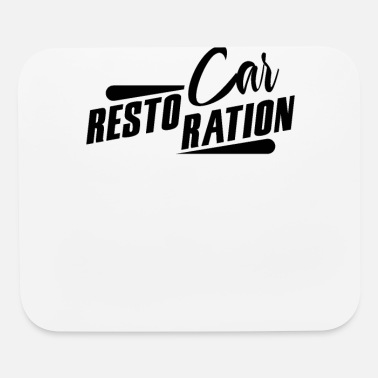 Restoration Car Restoration - Mouse Pad