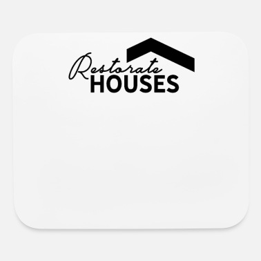 Restoration Restorate Houses - Mouse Pad