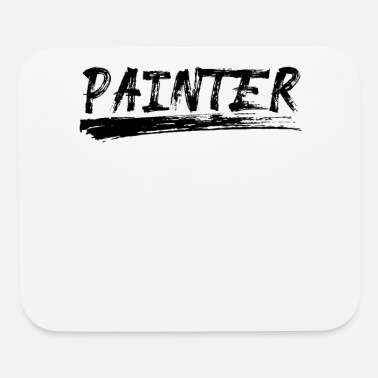 Best Friend And Paint Business Painting Painter Paint Job Training - Mouse Pad