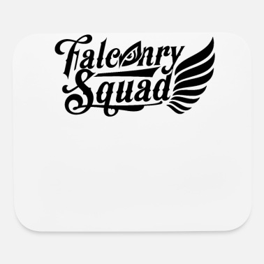 Falcon Falcons Team Falconer Falconry Falcon - Mouse Pad
