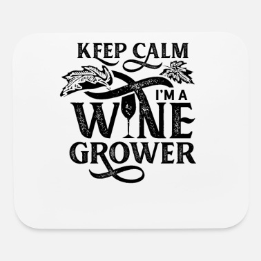 Winemaker Viniculture Winegrower Winemaker - Mouse Pad