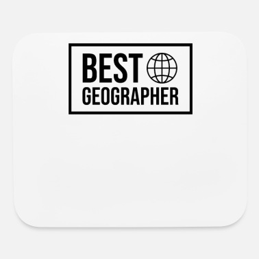 Geographic Geo Geography Geographer Geographers Team - Mouse Pad