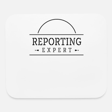 Fake Reporting Expert - Mouse Pad