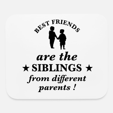 Sibling Siblings - Mouse Pad