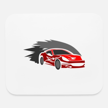 Streaker Car Sports Car Streaker Speed Tuning Gift - Mouse Pad