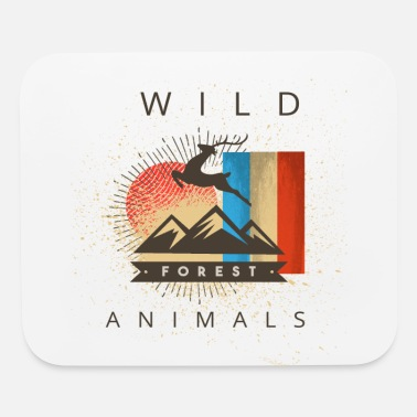 Animal Lover animal lovers - Mouse Pad