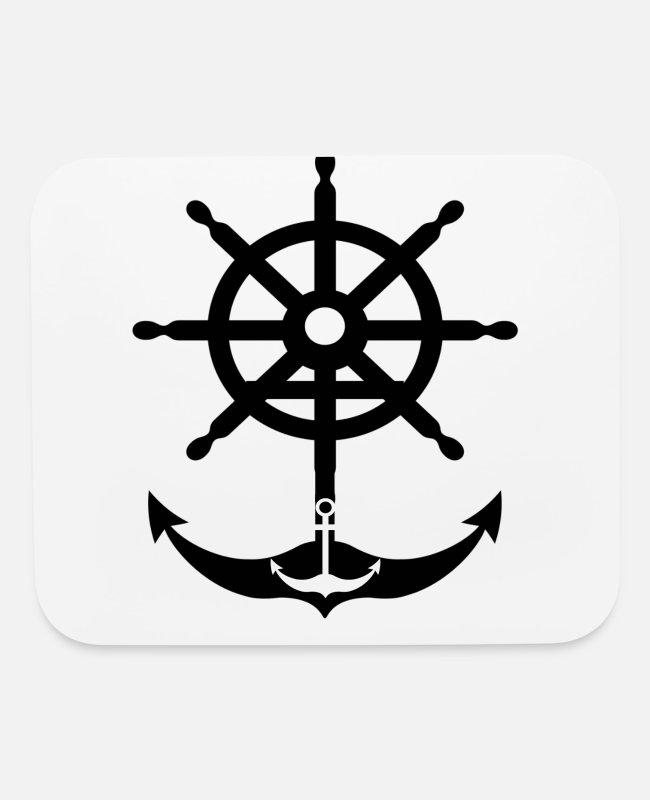 Cushion Nautical Anchor Moin Hamburg