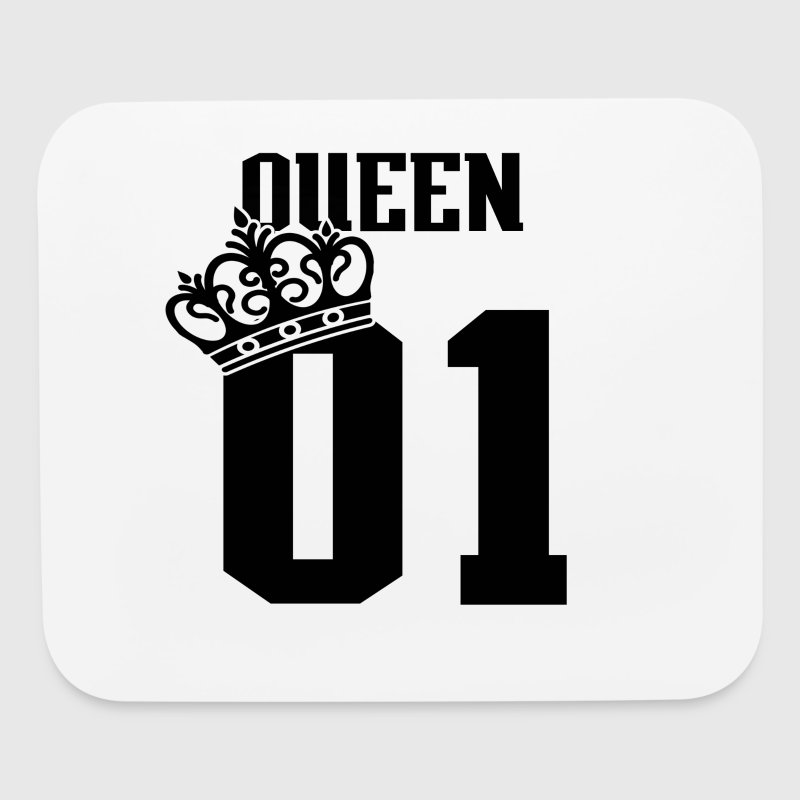QUEEN-01  - Mouse pad Horizontal
