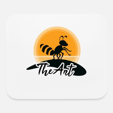 Ant The Ant - Mouse Pad