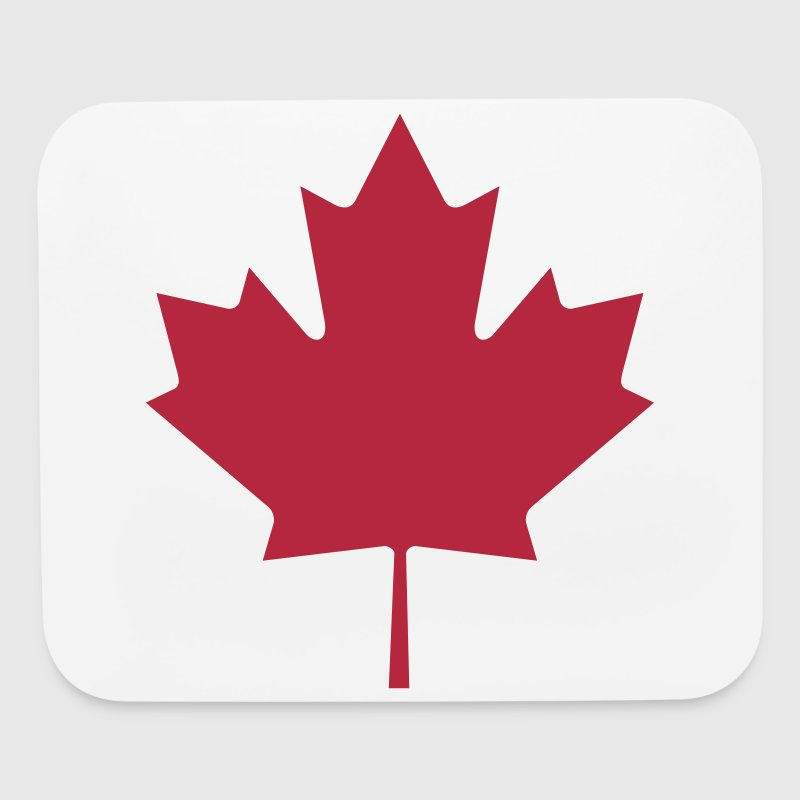 Canadian Maple Leaf - Mouse pad Horizontal
