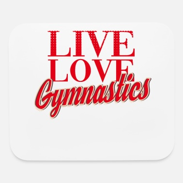 Out COOL GYMNASTICS LOVE SPORT SKIPPING AEROBICS GIFT - Mouse Pad
