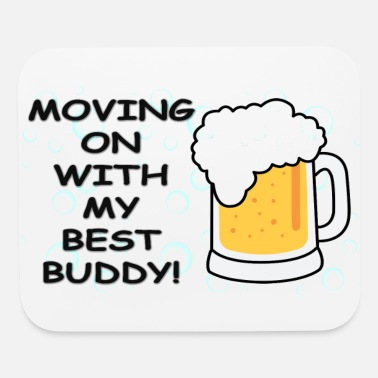 Move Moving On - Mouse Pad