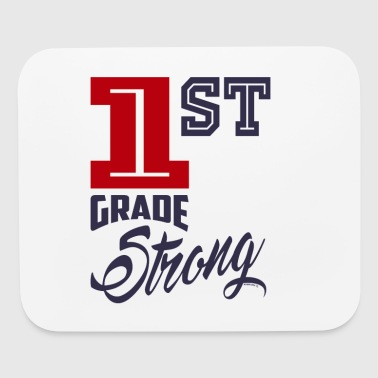 1st Grade Strong - Mouse pad Horizontal