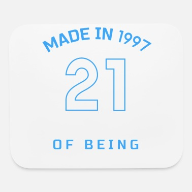Birthday 1997 Years of Awesome 21st Birthday Gift - Mouse Pad