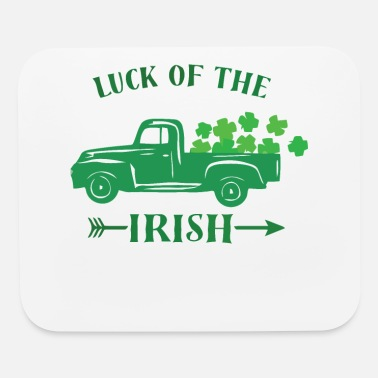Irish For One Day St. Patrick's Day - Luck of the Irish - Mouse Pad