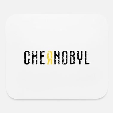 Nuclear Power Chernobyl nuclear power station gift - Mouse Pad