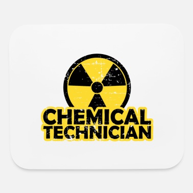 Nuclear Power Chemistry Nuclear Radioactive Present - Mouse Pad