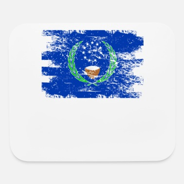 Pohnpei Pohnpei Shirt Gift Country Flag Patriotic Travel Oceania Light - Mouse Pad
