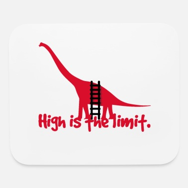 Shops High is the limit - Mouse pad Horizontal