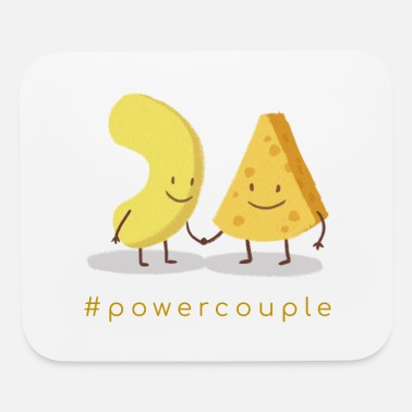 Mac & Cheese #PowerCouple | Tasty Food Couple - Mouse Pad