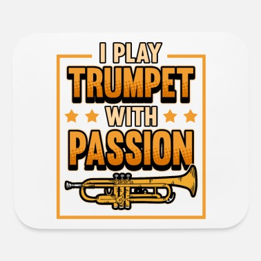 Marchingband Trumpet Music Musician Marchingband Gift - Mouse Pad