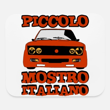 Little Italy little italian monster - italy tuner car - Mouse Pad