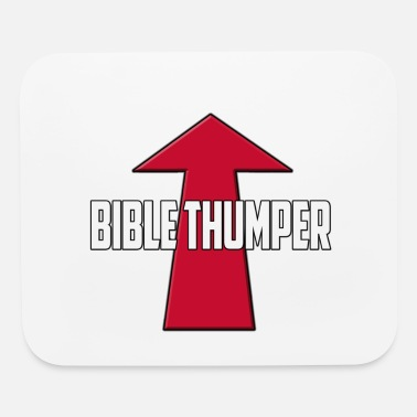 Bible Thumper - This Guy Or Girl - Mouse Pad